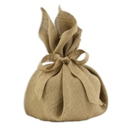 Brite Ideas Living Tied Burlap Bag