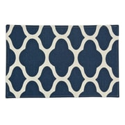 Chooty & Co Strathmore Lined Placemat; Oceanside
