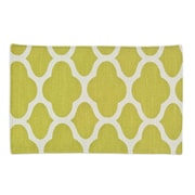 Chooty & Co Strathmore Lined Placemat; Cilantro