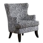 Abbyson Living Lauren Nailhead Trim Arm Chair
