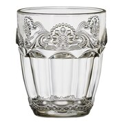 Global Amici Double Old Fashioned Glass (Set of 4); Clear