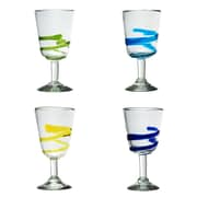 Global Amici La Jolla Goblet Glass (Set of 4)
