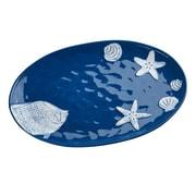 Global Amici Shoreline Oval Platter