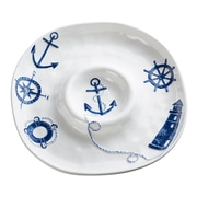 Global Amici Cape Cod Chip N Dip Platter