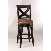 Hillsdale Santa Fe 26'' Swivel Bar Stool with Cushion