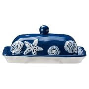 Global Amici Shoreline Butter Dish