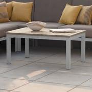 Oxford Garden Travira Coffee Table; Natural Teakwood