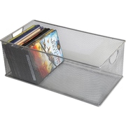YBM Home Mesh Storage DVD Box