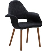 Edgemod Barclay Arm Chair; Black