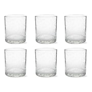 TAG Tag Bubble Double Old Fashion Glass (Set of 6)
