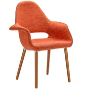 Edgemod Barclay Arm Chair; Orange