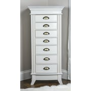 Hives & Honey Hillary Jewelry Armoire with Mirror