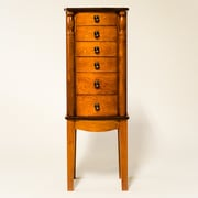 Hives & Honey Berlin Jewelry Armoire with Mirror