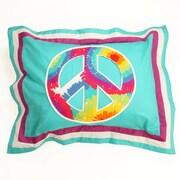 One Grace Place Terrific Tie Dye Standard Pillow Sham