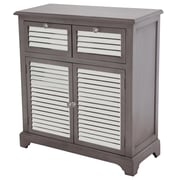 Gallerie Decor Summit 2 Drawer Cabinet