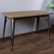 Home Loft Concepts Elmton Knocked Down Console Table