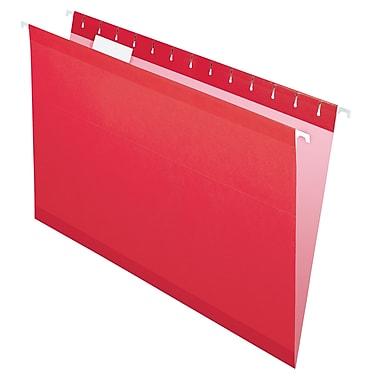 Pendaflex® Reversaflex® Deluxe Hanging File Folder, Legal Size, 8-1/2