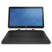 "Refurbished Dell 13-7350 13.3"" IPS Intel Core M-5Y71 256GB 8GB Microsoft Windows 8.1 Professional Laptop Black"