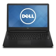 "Refurbished Dell 15-5552 15.6"" LED Intel Celeron N3050 500GB 4GB Microsoft Windows 10, Home Laptop Black"