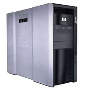 Refurbished HP Z800 Intel Xeon X5650 1.2TB SAS 6Gb/s 48GB Microsoft Windows 7 Professional Full Tower