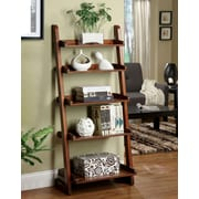 Hokku Designs Lugo Ladder 55'' Leaning Bookcase