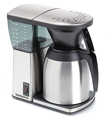 Bonavita 8 Cup Pour Over Coffee Maker w/ Stainless Steel Lined Carafe WYF078276195387