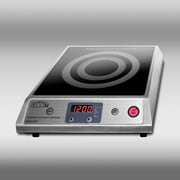 Summit Appliance 12.63'' Electric Induction Cooktop with 1 Burner