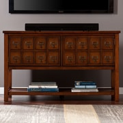 Wildon Home   Saffron Apothecary TV Stand
