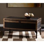Wildon Home   Draven Travel Trunk Cocktail Table