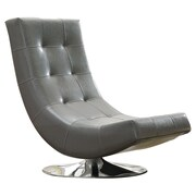Hokku Designs Modern Lounge Chair