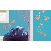 Blue Mountain Just for Kids Sweet Hearts Self Stick Room Appliqu