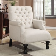 Wildon Home   Tufted Arm Chair
