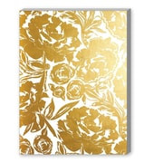 Americanflat Arianna by Khristian Howell Graphic Art in Gold