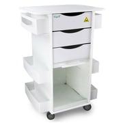 TrippNT MRI Dx Core Cart; White