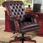 Wildon Home   Siltcoos High Back Executive Chair