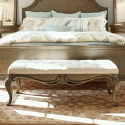 Legacy Classic Furniture Renaissance Upholstered Bedroom Bench