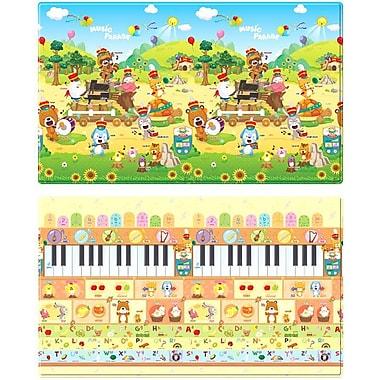 Dwinguler – Tapis de jeu musical sensoriel Music Parade