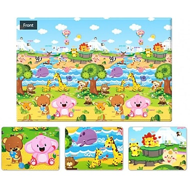 Baby Care Playmat, Pingko & Friends