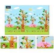 Baby Care – Tapis de jeu, Oiseaux dans les arbres