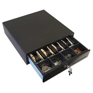 APG Vasario, Cash Drawer, Custom Drawer, 13x13, Black