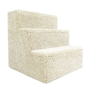 New Cat Condos Premier Pet Stairs; Beige