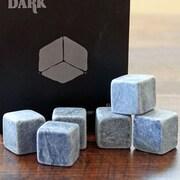 Sip Dark Whiskey Stones (Set of 6)