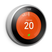 NEST (T3007EF) Learning Thermostat with Auto-Schedule
