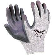 Cordova – Coquille haute résistance 3710GL Uppercut, paume revêtue de polyuréthane, gris, grand, paq./6 paires