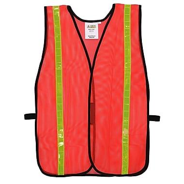 Cordova V110L Orange Mesh Vest with 1