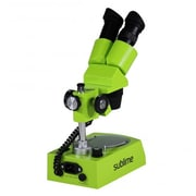 ISG® Dual Stereo Sublime Microscope, Green