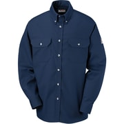 Flame-Resistant Cool Touch® 2 Button Front Deluxe Shirts