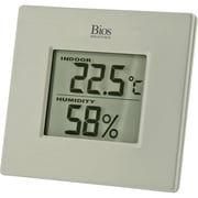 Indoor Thermometers for Humidity & Temperature, 5/Pack