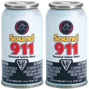 911 Personal Safety Horns - Refill, 4/Pack