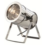 Elegant Lighting Industrial 12.5'' H Table Lamp with Novelty Shade